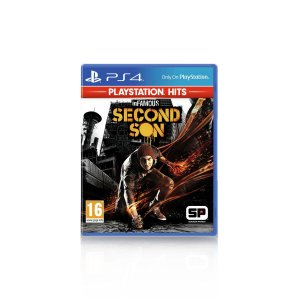 Jogo Game Infamous Second Son - PS4