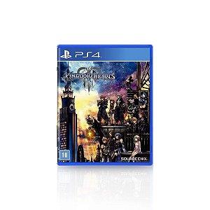 Jogo Game Kingdom Hearts III - PS4