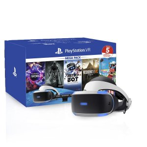 Playstation VR Mega Pack - PS4