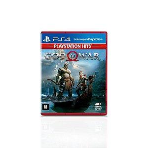 Jogo Game God of War Hits - PS4