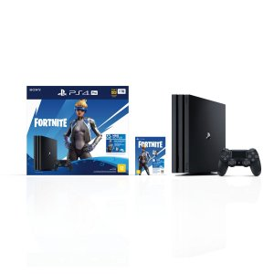 Console Playstation 4 Pro 1 TB Neo Versa Fortnite - Sony