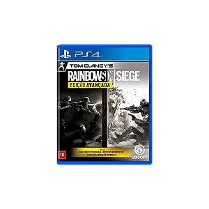 Jogo Game Tom Clancys Rainbow Six Siege Edição Avançada PS4 - Sony