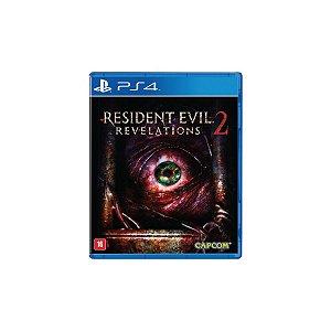 Jogo Game Resident Evil Revelations 2 - Ps4