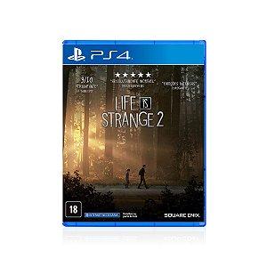 Jogo Game Life Is Strange 2 - Ps4