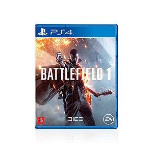 Jogo Game Battlefield 1 Revolution - PS4