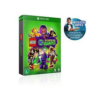 Jogo Game Lego Dc Super Villains - Xbox One