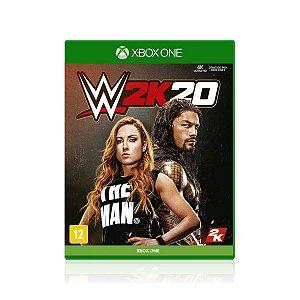 Jogo Game WWE 2K20 - Xbox One