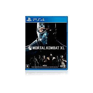 Jogo Game Mortal Kombat XL - Ps4