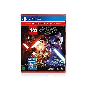 Jogo Game Lego Star Wars O Despertar Da Força - Ps4
