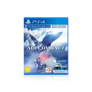 Jogo Game Ace Combat Skies Unknown - Ps4