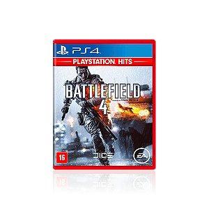 Jogo Game Battlefield 4 - Ps4