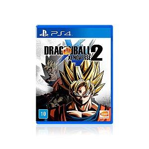 Jogo Game Dragon Ball Xenoverse 2 - Ps4