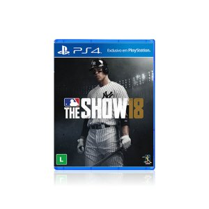 Jogo Game The Show 18 - Ps4