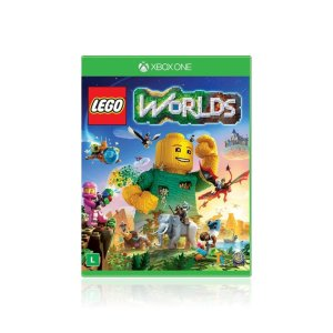 Jogo Game Lego Worlds - Xbox One