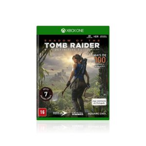 Jogo Game Shadow Of The Tomb Raider - Xbox One