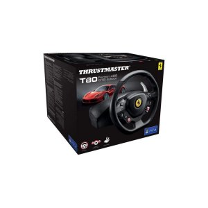 Volante Gamer Thrustmaster T80 Ferrari 488 GTB Edition - PS4