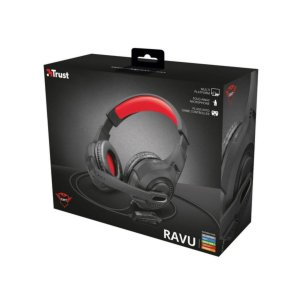Headset Gamer Trust Ravu GXT 307 - PC / Xbox One / PS4