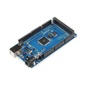 Arduino Mega 2560 R3 + Cabo USB - Compatível