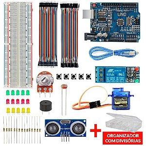 Kit Arduino UNO R3 Iniciante