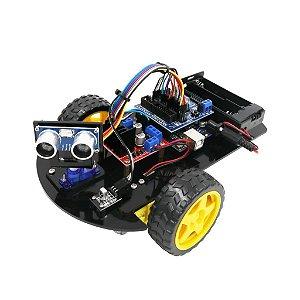 Kit Robótica Arduino Master