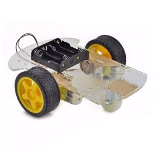 Kit Chassi 2WD Robô