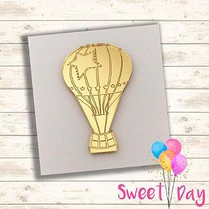 Aplique Balão Bita ( 10 peças) 5 cm