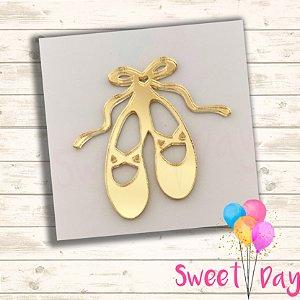 Aplique sapatilhas ( 10 peças ) 5 cm