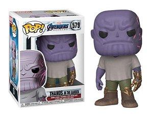 Funko POP! Thanos in the Garden - Vingadores: Ultimato #579