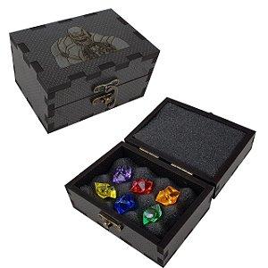Pedras Do Infinito Vingadores Joias Manopla Thanos Caixa Baú
