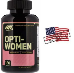 Multivitamínico Importado Opti-women 120 Capsulas