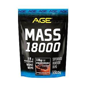 Massa Hipercalorico Age 18000 - 3kg - Nutrilatina
