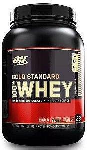 Whey Isolate Gold Standard 100% On Optimum Nutrition