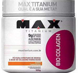 Bio Colagen ( Colágeno Em Pó ) - 150g - Max Titanium