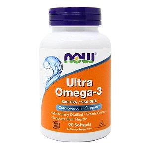 ULTRA OMEGA 3 NOW – 90 CAPS SOFTGELS