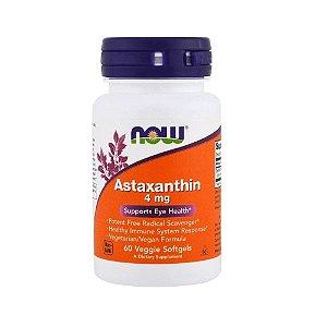 Astaxantina (60 tabs) - Now Foods