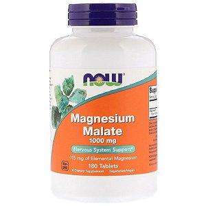 Magnesium Malate 1000 mg  - 180 Tablets