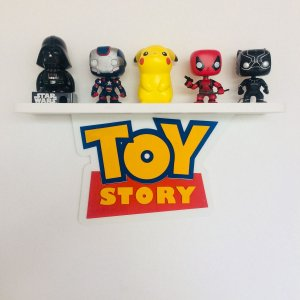 Prateleira Toy Story