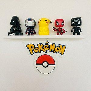 Prateleira Pokémon