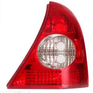 Lanterna Traseira Rufato Clio Hatch 2003 a 2010 Passageiro