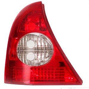 Lanterna Traseira Rufato Clio Hatch 2003 a 2010 Motorista