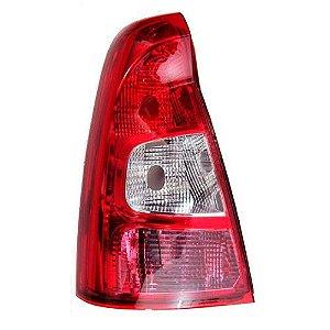 Lanterna Traseira Rufato Logan 2011 a 2013 Motorista