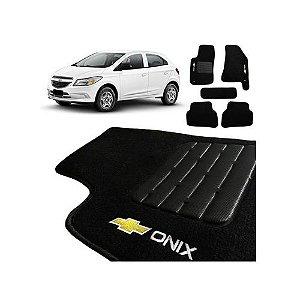 Tapete em Carpete Flash Onix Plus 2020 a 2021 Preto