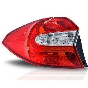 Lanterna Traseira Zeene Ford Ka Hatch 2015 a 2018 Motorista