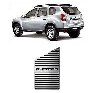 Descanso De Pé Renault Duster 2012 a 2020 Aço Inox GPI