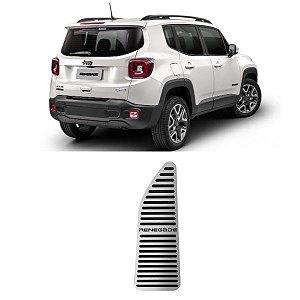 Descanso De Pé Jeep Renegade 2016 a 2021 Aço Inox GPI