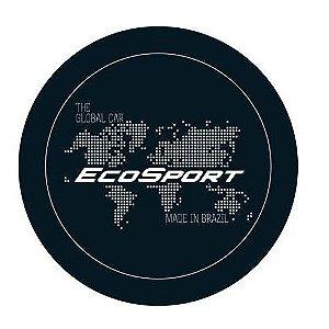 Capa de Estepe Comix Ford Ecosport Global Branca