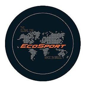 Capa de Estepe Comix Ford Ecosport Global Laranja