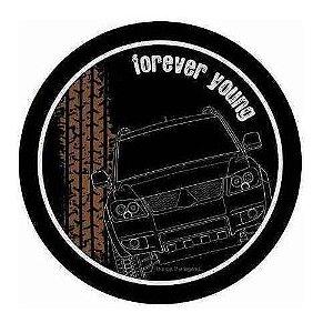 Capa de Estepe Comix Pajero TR4 Forever Young