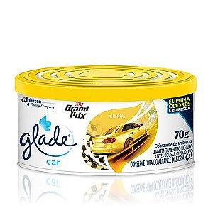 Aromatizador Para Carros Glade Car Citrus 70g