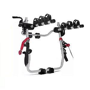 Rack Suporte para 3 Bicicletas Eqmax ZX Porta Mala